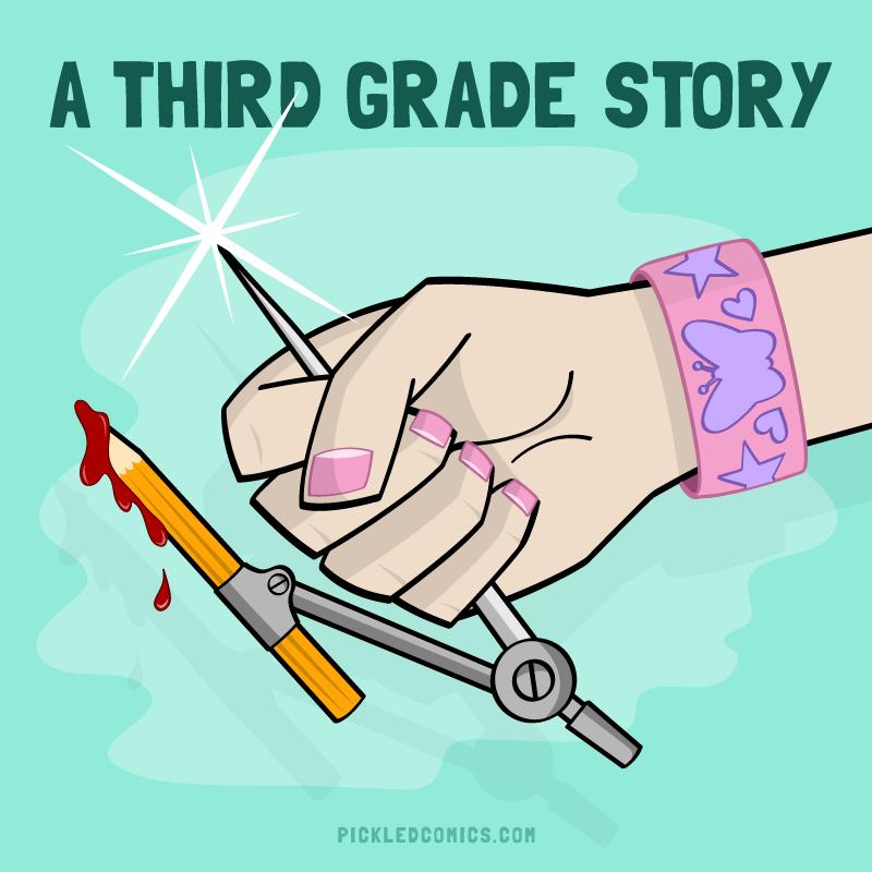 A Third Grade Story