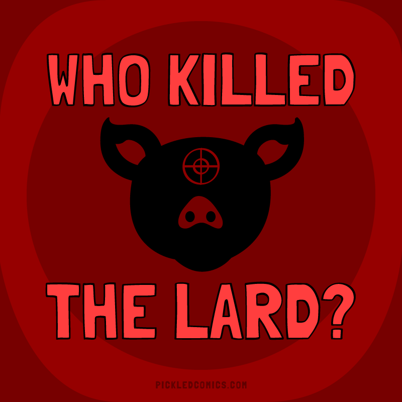 Who Killed The Lard