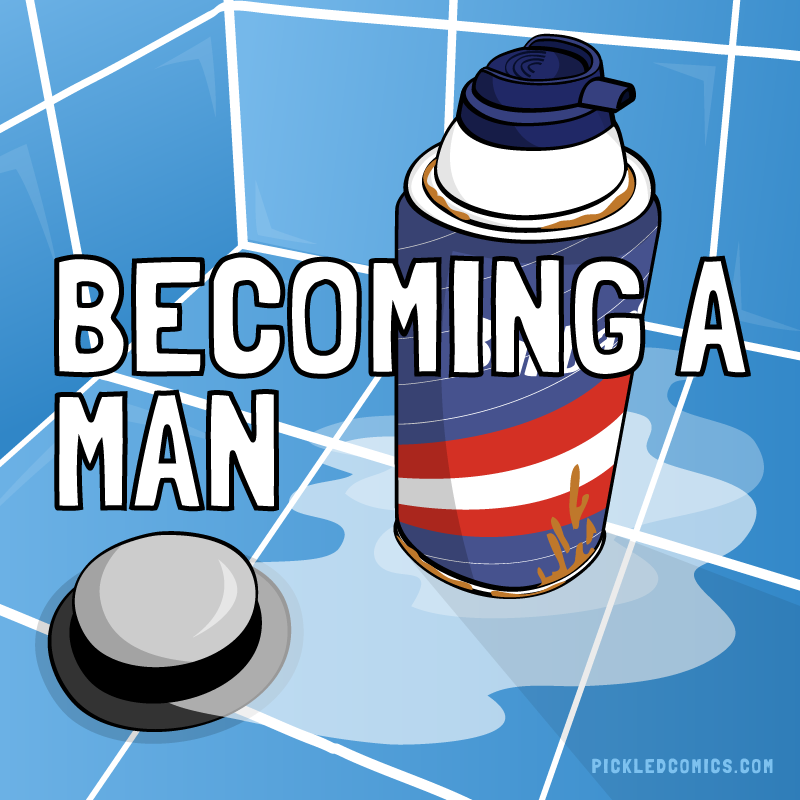 Becoming A Man