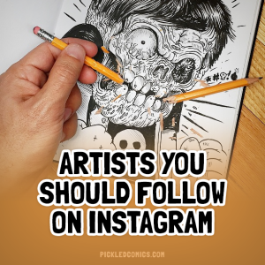 Artists You Should Follow On Instagram