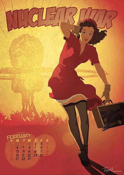 Atomic Woman