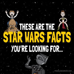 These are the Star Wars Facts you're looking for