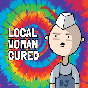 Local Woman Cured