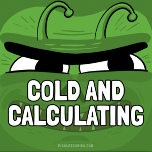 Cold and Calculating